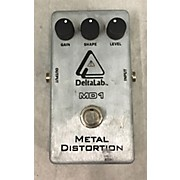 Deltalab MD1 Metal Distortion Effect Pedal