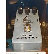 Deltalab MD1 Metal Distortion Effect Pedal