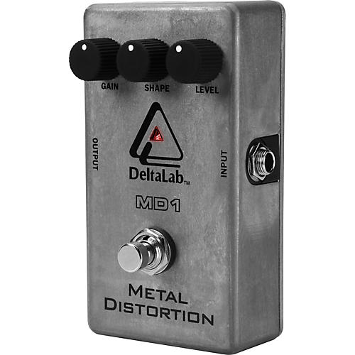 DeltaLab MD1 Metal Distortion Guitar Effects Pedal