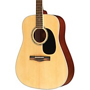 MD100 Dreadnought Acoustic Guitar Natural