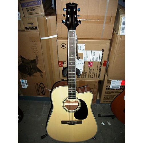 Mitchell MD100CE Acoustic Electric Guitar-thumbnail