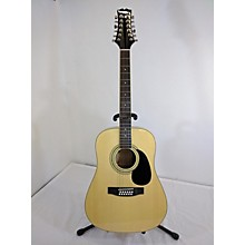 Mitchell MD100S-12e 12 String Acoustic Electric Guitar