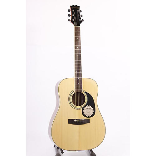Mitchell MD100S Dreadnought Acoustic Guitar Natural 886830652967