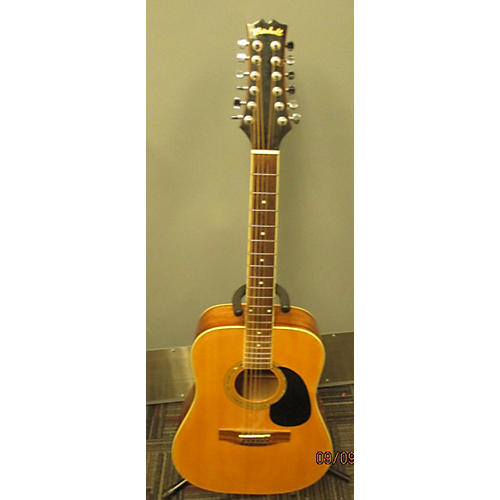 Mitchell MD100S12 Natural 12 String Acoustic Guitar