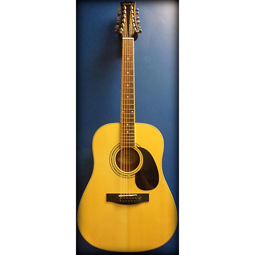 Mitchell MD100S12E 12 String Acoustic Electric Guitar-thumbnail