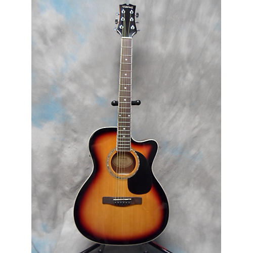 Mitchell MD100SCE Acoustic Electric Guitar-thumbnail