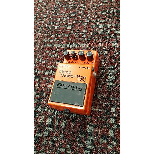 Boss MD2 Mega Distortion Effect Pedal-thumbnail