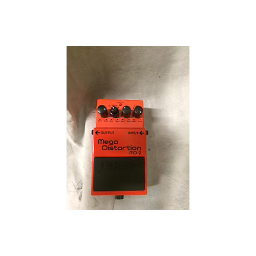 Boss MD2 Mega Distortion Effect Pedal