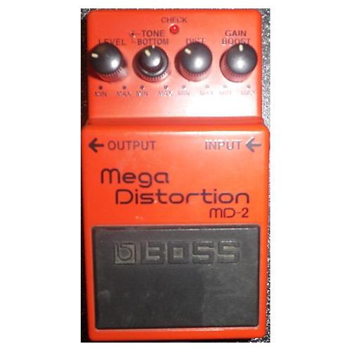 Boss MD2 Mega Distortion Effect Pedal-thumbnail