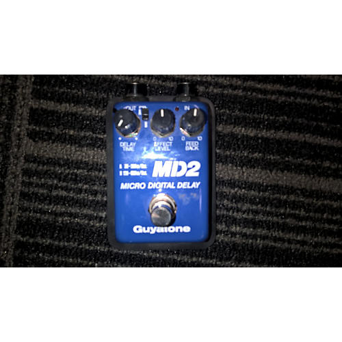 Guyatone MD2 Micro Digital Delay Effect Pedal