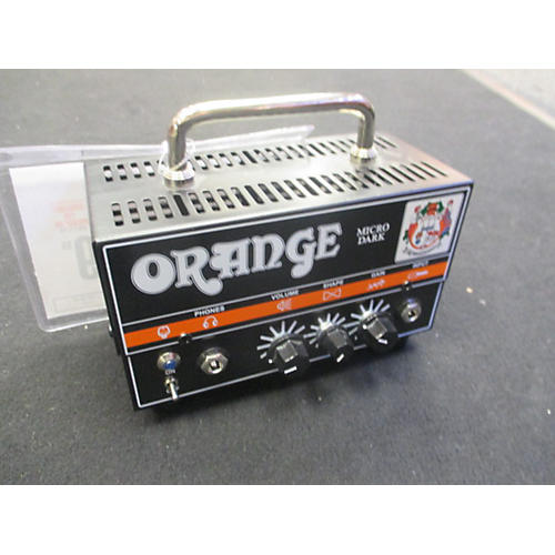 Orange Amplifiers MD20 Tube Guitar Amp Head-thumbnail