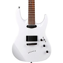 MD200 Double Cutaway Electric Guitar White