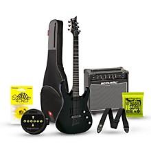 MD200 Electric Guitar Premium Package Black