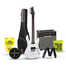 MD200 Electric Guitar Premium Package White