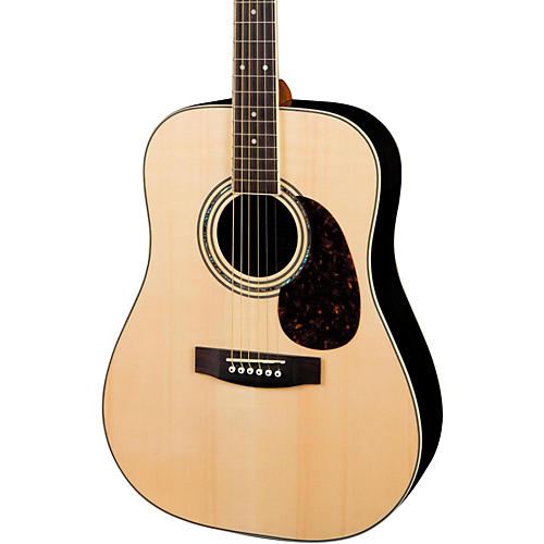 Mitchell MD200S Solid-Top Dreadnought Acoustic Guitar-thumbnail