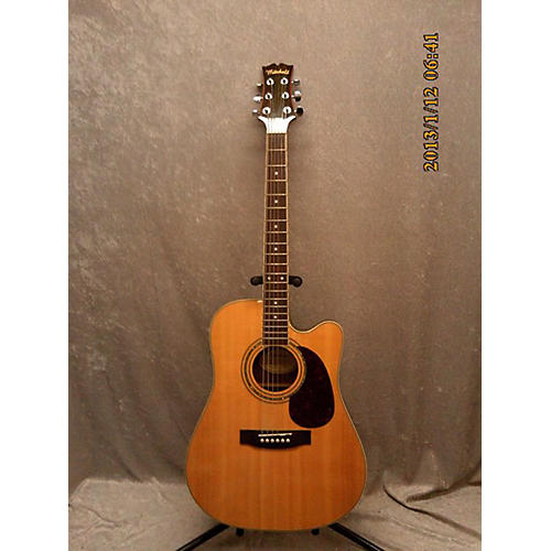 Mitchell MD200SCE Acoustic Electric Guitar-thumbnail