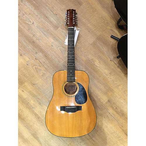 Mitchell MD212 12 String Acoustic Guitar-thumbnail