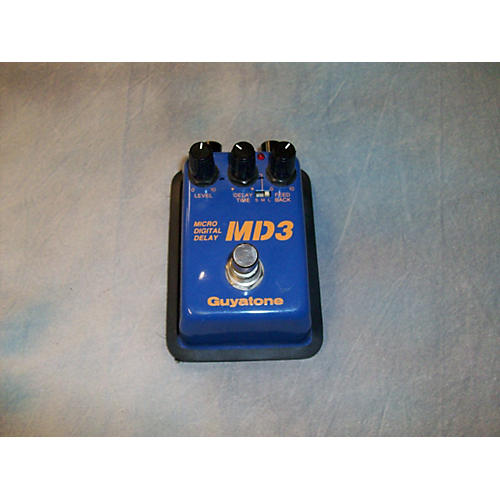 Guyatone MD3 Micro Digital Delay Effect Pedal