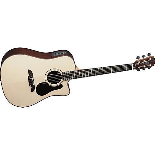 Alvarez MD350C Masterworks Dreadnought Acoustic-Electric Guitar