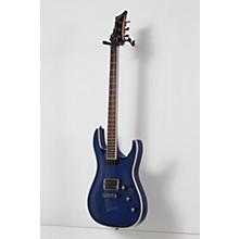 MD400 Modern Rock Double-Cutaway Electric Guitar Level 2 Transparent Blue 888366072202