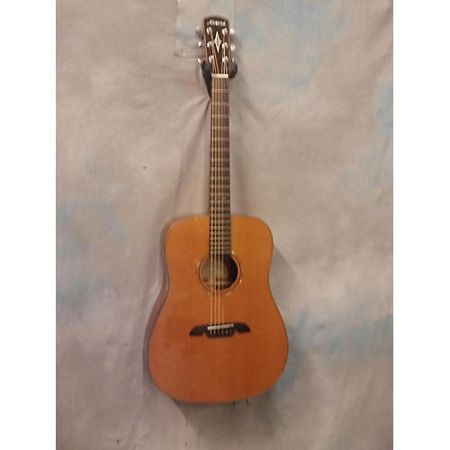 Alvarez MD65 Acoustic Guitar Natural