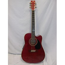 Morgan Monroe MDC Acoustic Electric Guitar