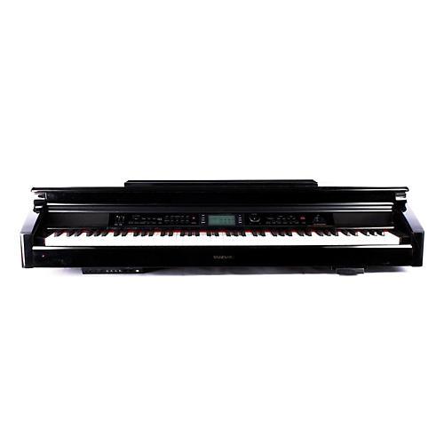Suzuki MDG-200 Micro Grand Digital Piano Black 886830956799