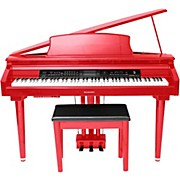 Suzuki MDG-300 Micro Grand Digital Piano Soft Red