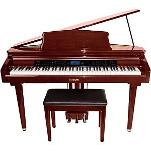 Suzuki MDG-300 Red Micro Grand Digital Piano