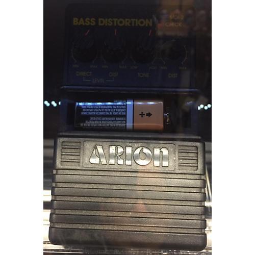 Arion MDI-2 Bass Distortion Effect Pedal