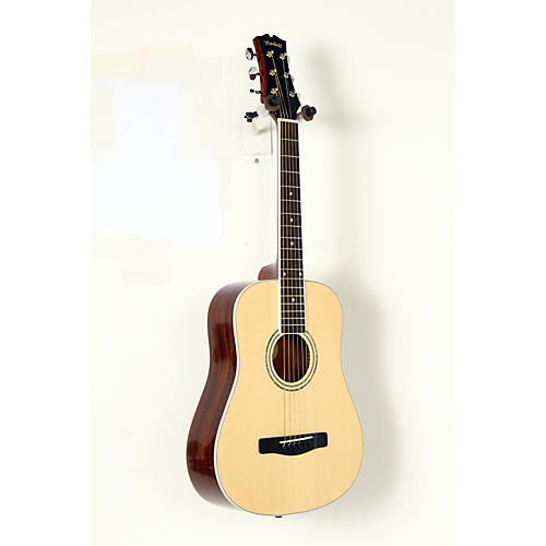 Mitchell MDJ10 Junior Dreadnought Acoustic Guitar with Gig Bag-thumbnail