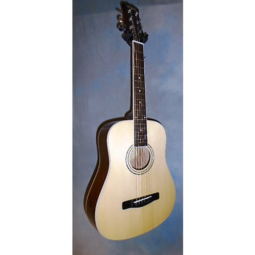 Mitchell MDJ10 Natural Acoustic Guitar