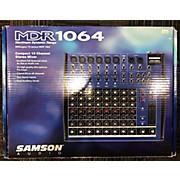 Samson MDR 1064 Unpowered Mixer