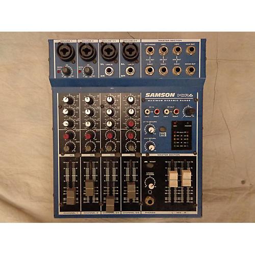 Samson MDR6 Unpowered Mixer