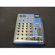 Samson MDR624 Unpowered Mixer