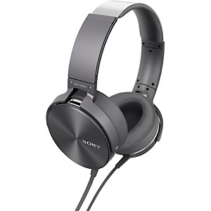 Sony MDRXB950AP/H Extra Bass Headphones with Mic/Remote by Sony