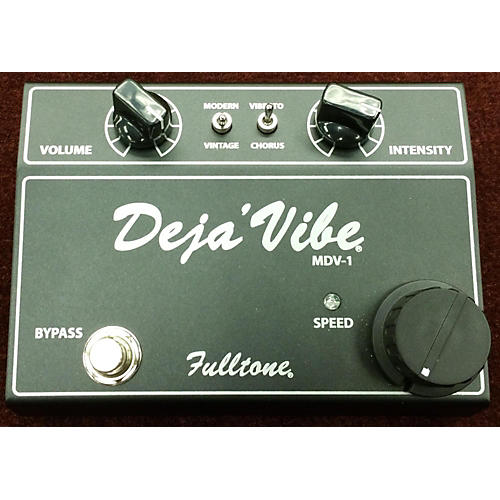 Fulltone MDV-1 DEJA VIBE Effect Pedal