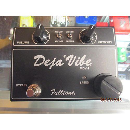 Fulltone MDV1 Mini Deja Vibe Effect Pedal