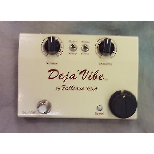 Fulltone MDV1 Mini Deja Vibe Effect Pedal-thumbnail