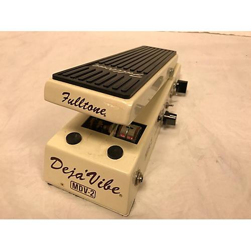 Fulltone MDV2 Mini Dejavibe 2 Effect Pedal