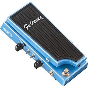 Click here to buy Fulltone Custom Shop MDV3 Mini DejaVibe 3 Vibe/Chorus Pedal w/Foot Controll... by Fulltone Custom Shop.