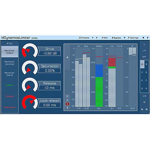 MeldaProduction MDynamicsLimiter Software Download