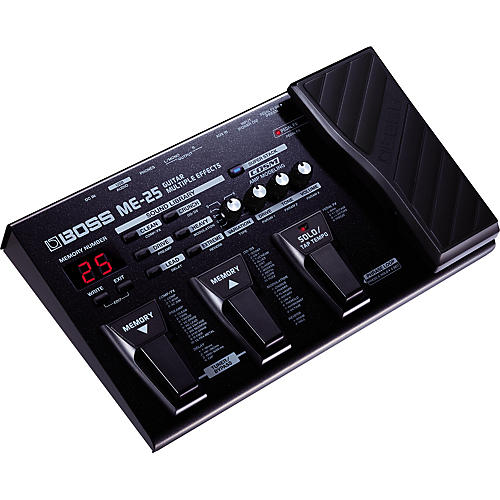 Boss ME-25 Guitar Multi-Effects Pedal-thumbnail