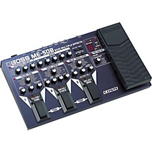 Boss ME-50B Bass Multiple Effects with COSM Level 1