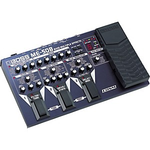 Boss ME-50B Bass Multiple Effects with COSM by Boss