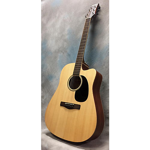 Mitchell ME1CE Acoustic Electric Guitar-thumbnail
