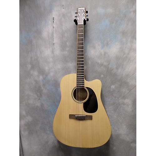 Mitchell ME1CE Acoustic Guitar Natural