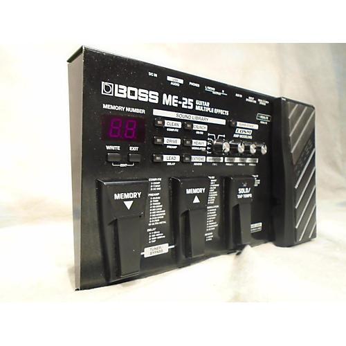 Boss ME20 Guitar Multi Effect Processor-thumbnail