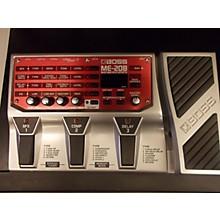 Boss ME20B Bass Multi Bass Effect Pedal