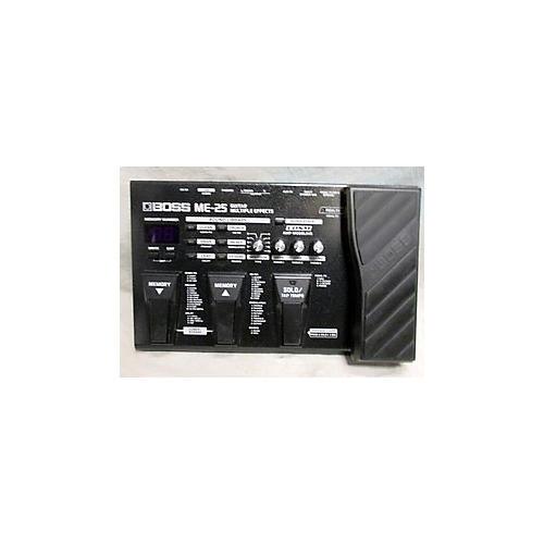 Boss ME25 Guitar Multi Effect Processor-thumbnail